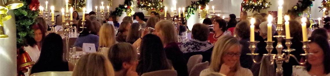 Edinburgh Gliterary Lunch with Claire Askew & Kelleigh Greenberg-Jephcott