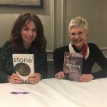 International Women's Day/World Book Day Edinburgh Gliterary Lunch with Erin Kelly & Mary Chamberlain