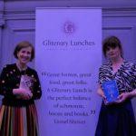 Glasgow Gliterary Lunch with Jess Kidd and Kirsty Wark