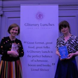 Glasgow Gliterary Lunch with Jess Kidd and Kirsty Wark