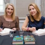 London Gliterary Lunch with Stacey Halls and Lisa Jewell