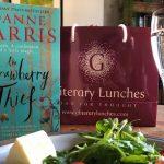 Virtual Gliterary Lunch with Joanne Harris