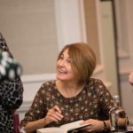 London Gliterary Lunch with Karen Campbell & Anna Hope