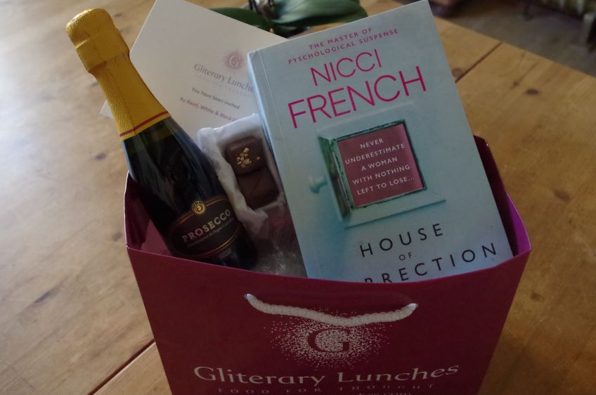 Nicci French Event, VIP Gift Package