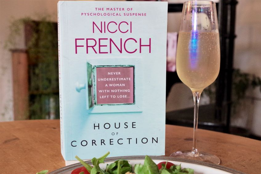 Virtual Gliterary Lunch Hour with Nicci French