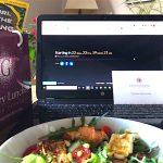 Virtual Gliterary Lunch Hour with Abi Daré