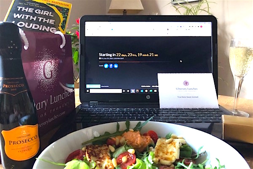 Virtual Gliterary Lunch Hour with Abi Daré