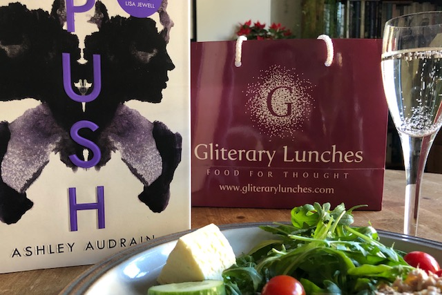 Virtual Gliterary Lunch Hour with Ashley Audrain - 25th March 2021