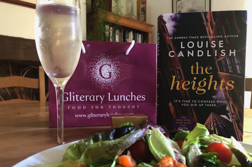 VIP Gift Package, Louise Candlish